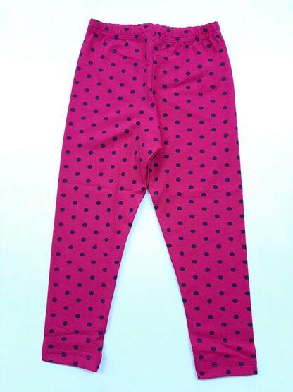 Tajice pink sa točkicama